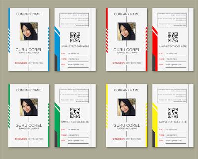 id card cdr employee id card cdr  employee id card cdr file  id card design cdr file download
