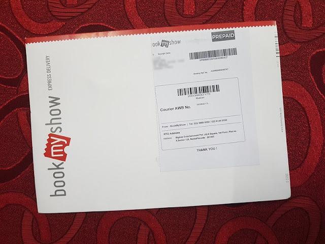 Sunburn Ticket From Bookmyshow 3