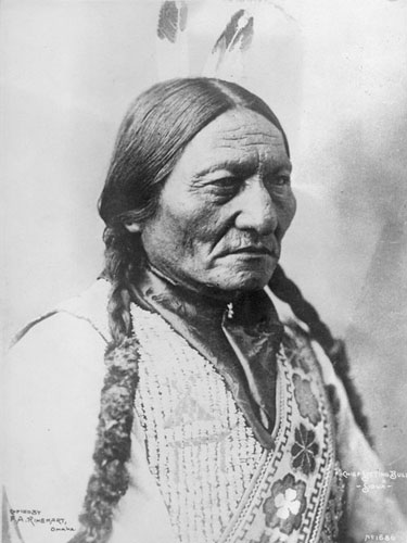 What did the Sioux invent?