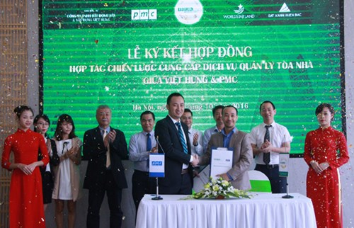PMC quản lý vận hành dự án Eco-Green City