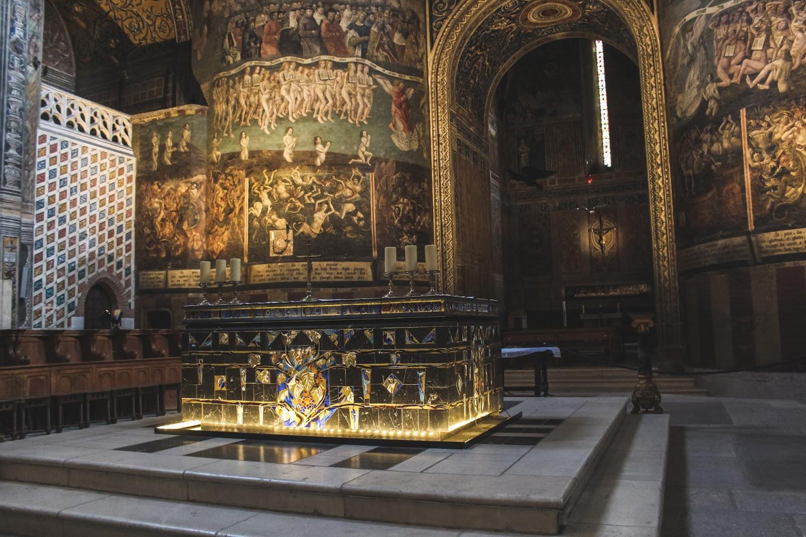 cathédrale Sainte-Cécile ALBI