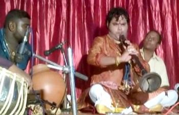 Minsara Poove Song from Padayappa – Nadhaswaram