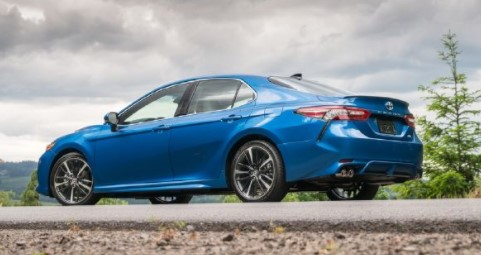 2021 Toyota Camry drivers' notes comparison review
