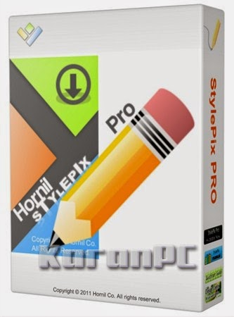 Hornil StylePix Pro 1.14.5.0 + 32-bit Crack