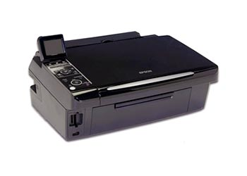 epson nx400 printer won't print black
