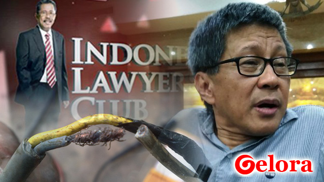 Rocky Gerung Sindir ILC Batal: Kabel Digunting dari Monas