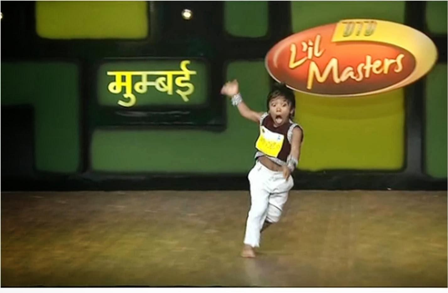 Dance Little Masters Season 3 (Mumbai audition)