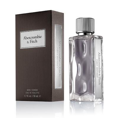 Parfum Pria Abercrombie Fitch First Instinct