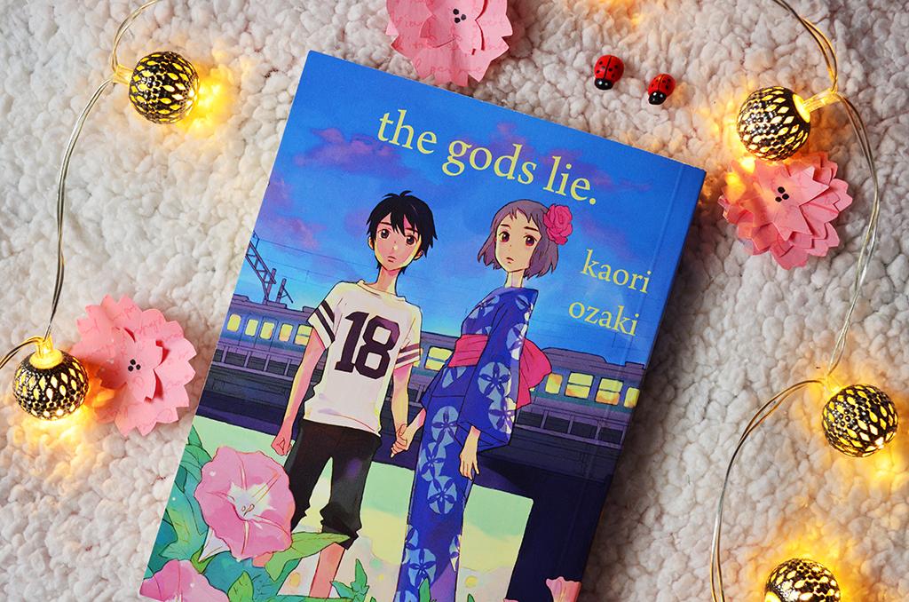 manga the gods lie kaori ozaki