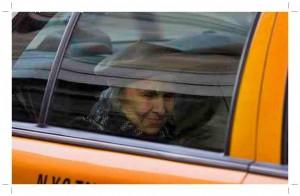 Պատմություն տաքսու վարորդի ու մի ծեր կնոջ մասին ~ Օրուջյան Ա....