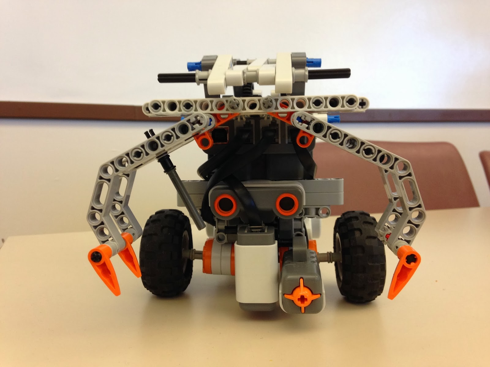 Lego Mindstorms Grab And Lift Instructions