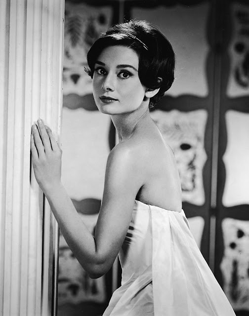 Audrey Hepburn em 1955
