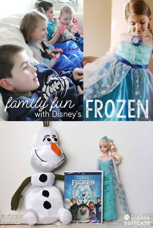 Family Fun with Disney's FROZEN