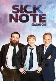 Sick Note Temporada 2 audio español