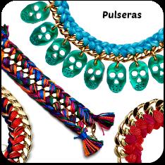 Pulseras DIY