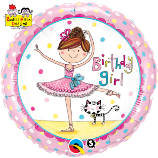 The Very Best Balloon Blog Ballerina party decor ideas for girls birthdays and Bat Mitzvahu0027s.  sc 1 st  The Very Best Balloon Blog - Blogger & The Very Best Balloon Blog: Ballerina party decor ideas for girls ...