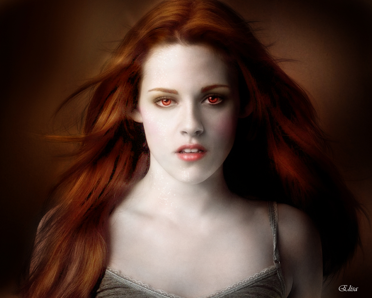 Bella Swan Vampire Failed Attempt! - beauty chica