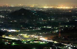 pesona malam bukit bintang yogyakarta