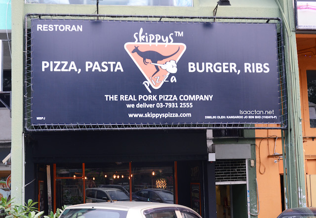Skippys Pizza -Uptown Branch (Non Halal)