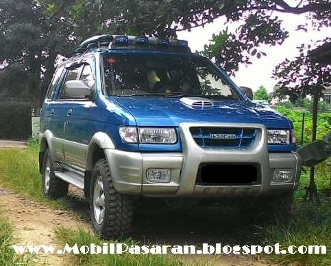 Harga Pasaran Isuzu Panther Touring 2002 | Joshymomo.org