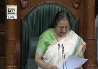 lok-sabha-took-pledge-to-make-india-of-gandhi-s-dream