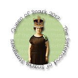 2017 Queen of Snark Badge
