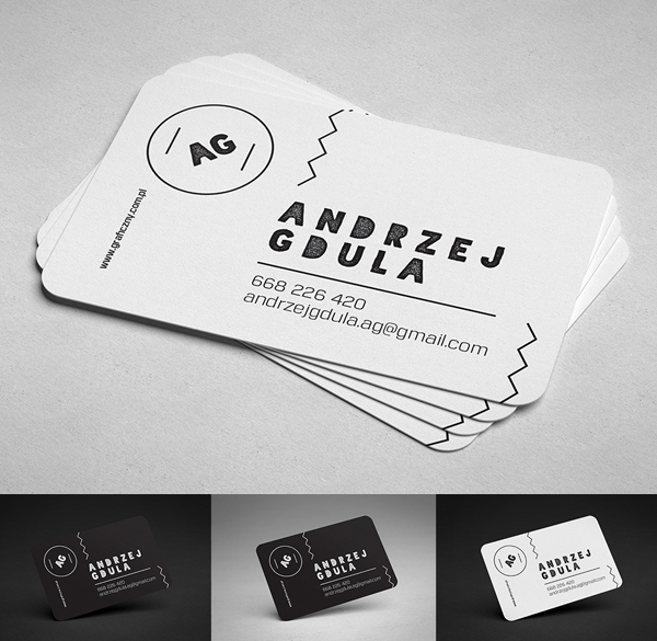 Free rounded business card mockup template freebies psd reheart Image collections