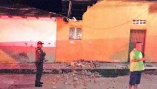 Sismo se sintió a las 19.20 locales con epicentro en el municipio sureño de Huila.