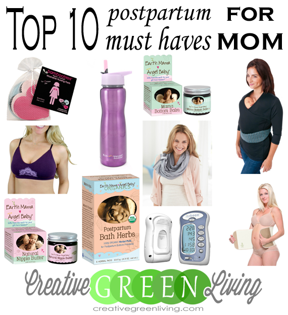Postpartum Must Haves Guide - 10 Things Every Mom Needs ...