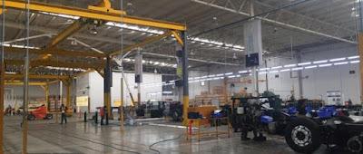 Volkswagen vai retomar montagem de chassis de ônibus MAN no México