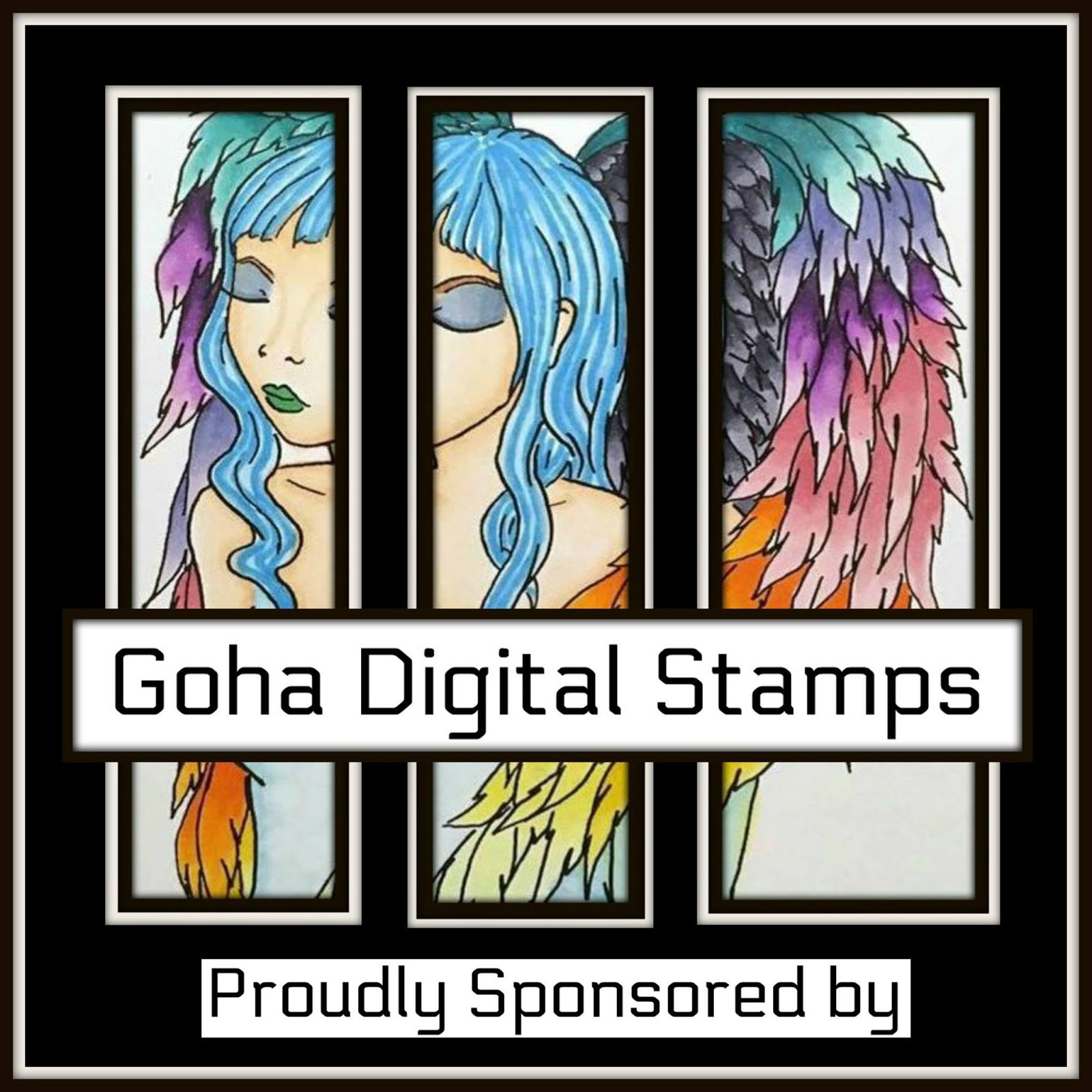 Goha Digital Stamps