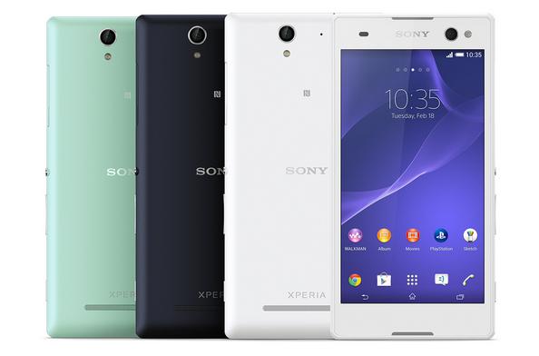 Harga Sony Xperia C3 Terbaru