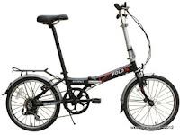 Sepeda Lipat FoldX Instinct 20 Inci