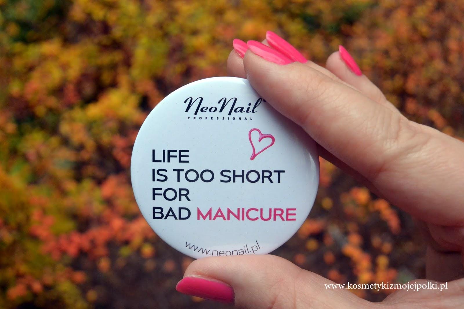 Manicure hybrydowy Neo Nail Professional - pierwsze wrażenie