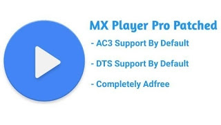 MX Player Pro Patched Apk
