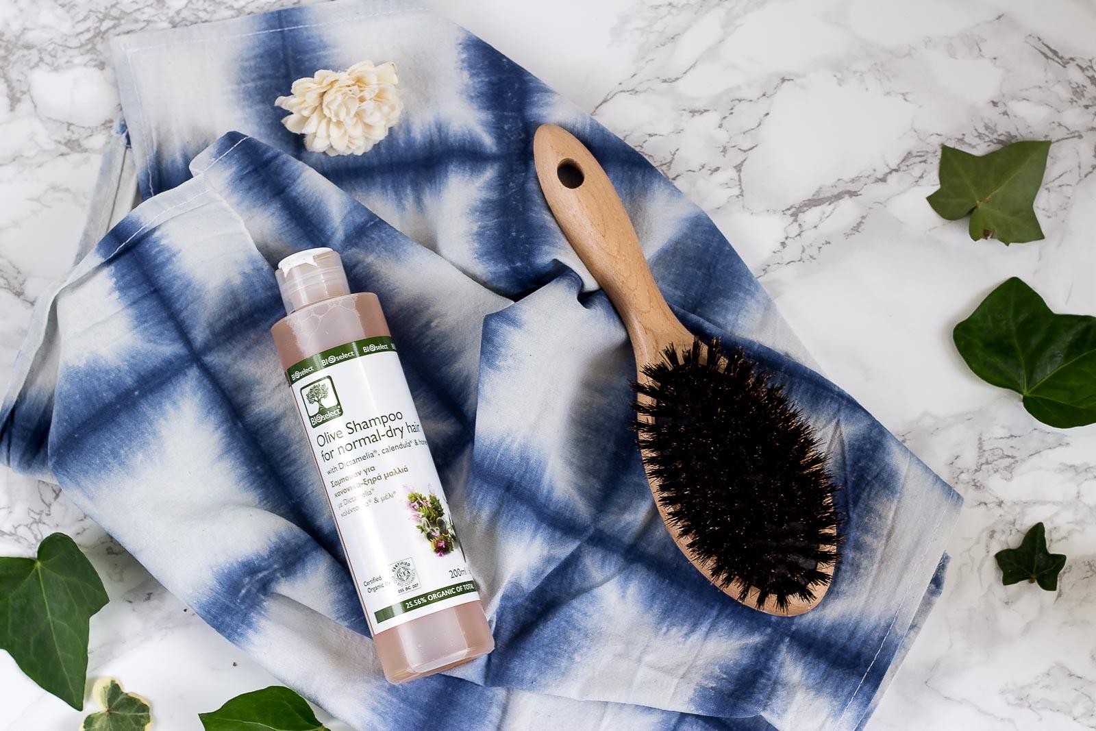 Minimalistische Haarpflege - Kooperation mit BIOselect