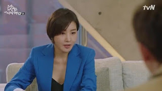 Sinopsis The Liar and His Lover Episode 5 - 2