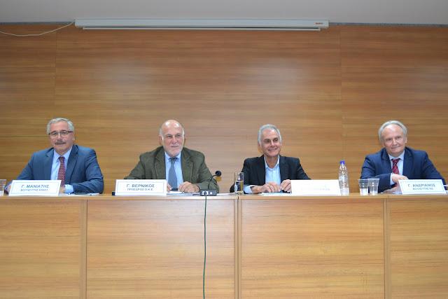 Ο.Κ.Ε: Ο σχεδιασμός του μέλλοντος της Αργολίδας απαιτεί τη στενή συνεργασία όλων των τοπικών φορέων