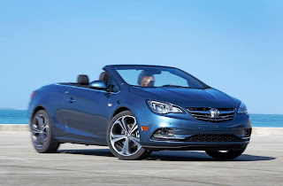 Buick's reinvention continues with Cascada droptop