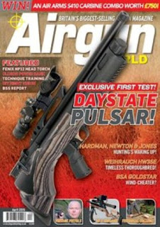 Airgun World Edisi April 2015