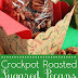 Crockpot Roasted Sugared Pecans