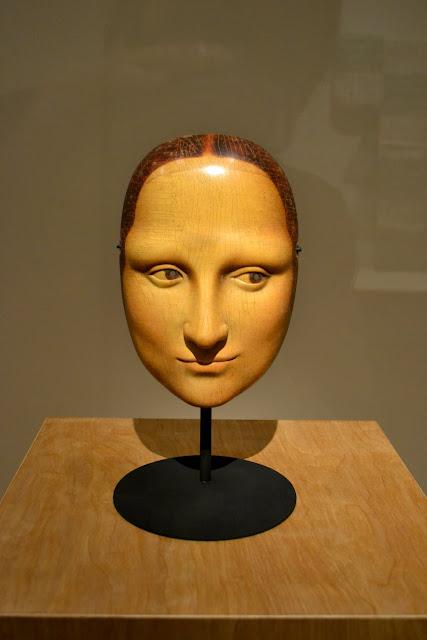 Маски Бидоу Ямагучи. Музей Искусства, Новый Орлеан (Bidou Yamaguchi. New Orleans Museum of Art)