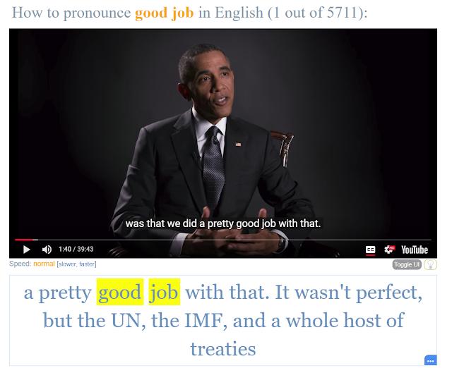 Arti Good Job