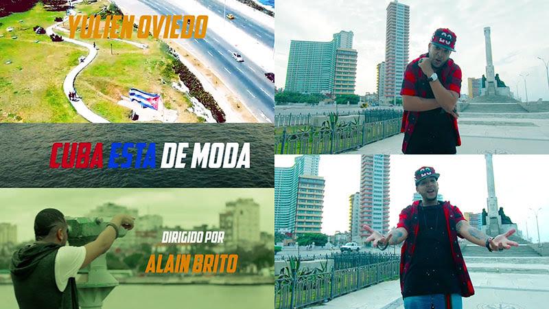 Yulien Oviedo - ¨Cuba está de Moda¨ - Videoclip - Dirección: Alain Brito. Portal Del Vídeo Clip Cubano