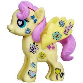 MLP Wave 2 Starter Kit Fluttershy Hasbro POP Pony