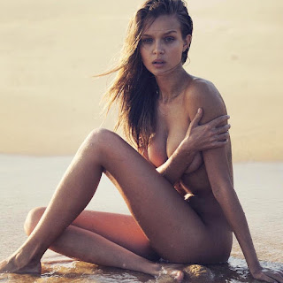 Josephine Skriver naked
