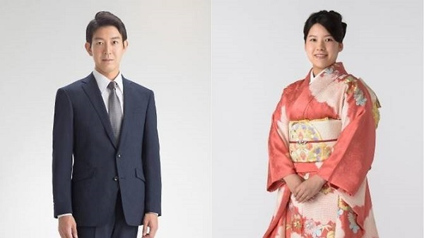 Japanese Princess renounces royal status for love, to marry a shipping employee