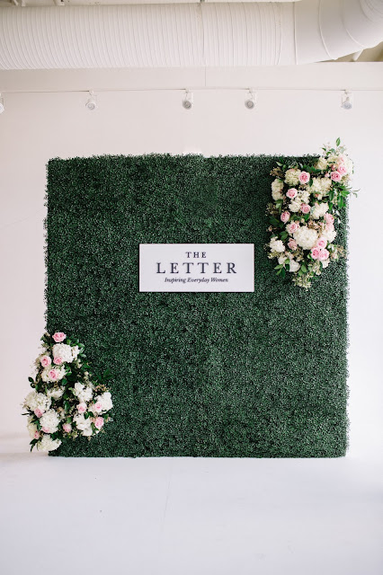 2017, The Letter Magazine, Ponce City Market, PCM, Citizen Supply, Flower Wall, flower instillation, women's magazine, women, Atlanta florist, Atlanta creatives,