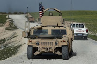 "US SOLDIER KILLED IN SYRIA: ""WERE ENTERING A NEW AND DANGEROUS PHASE""."