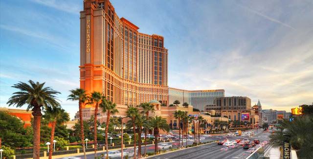 The Palazzo, Las Vegas Nevadas